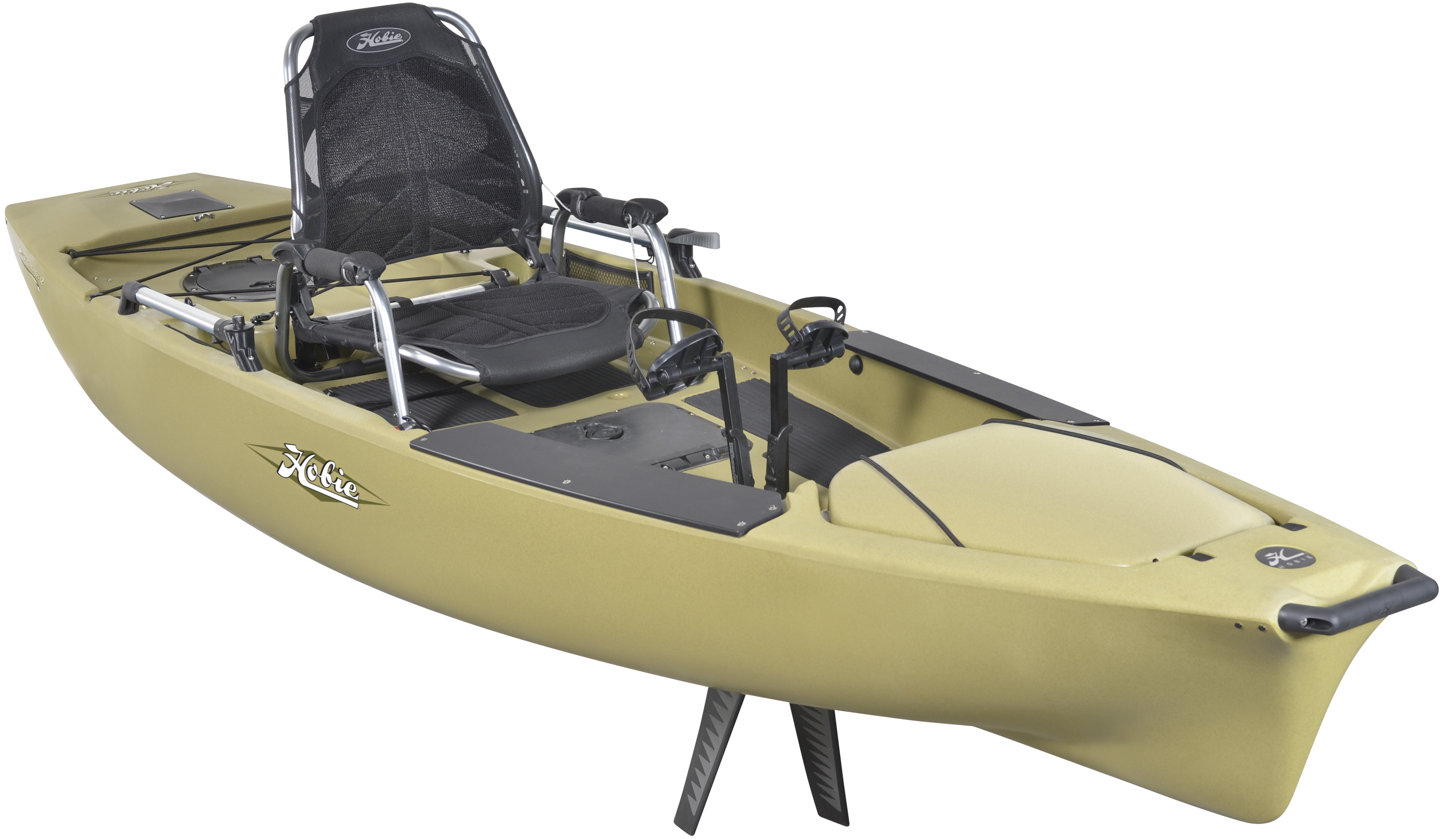 Hobie pro angler 12 the water shed for Fishing rafts for sale
