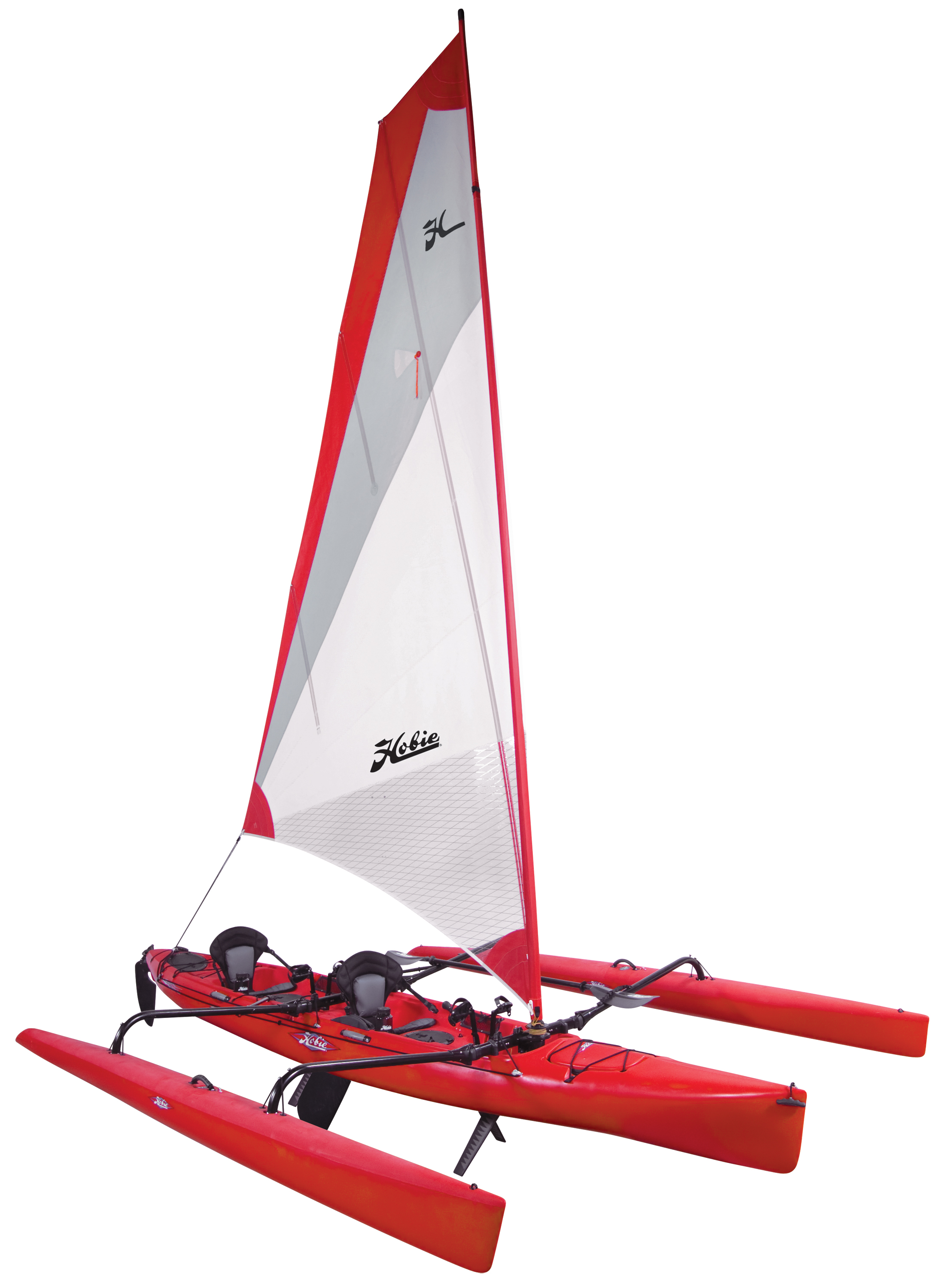 Hobie mirage tandem island the water shed for Tandem fishing kayak